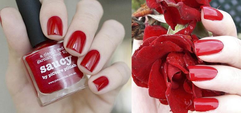 Cherry Tomato фотоидеи дизайна ногтей