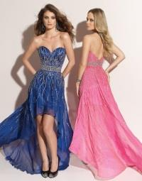 идеальный цвет платья для выпускного бала