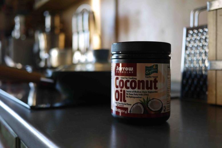 jarrow formulas coconut oil