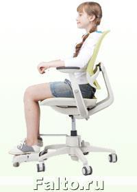 Ортопедические детские кресла DuoFlex Junior Mesh