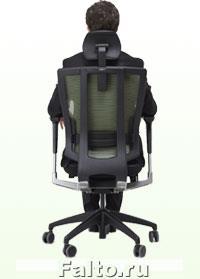 Офисные ортопедические кресла DuoFlex Combi