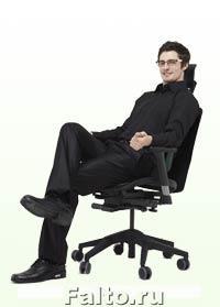 Ортопедическое офисное кресло Duorest Альфа 80