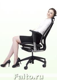 Ортопедические офисные кресла DuoFlex Mesh