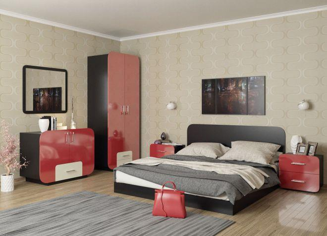 Модульная мебель для маленькой спальни2