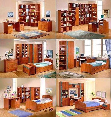 Модульная мебель для спальни_плюсы