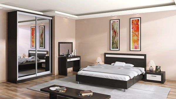 Модульная мебель для спальни5