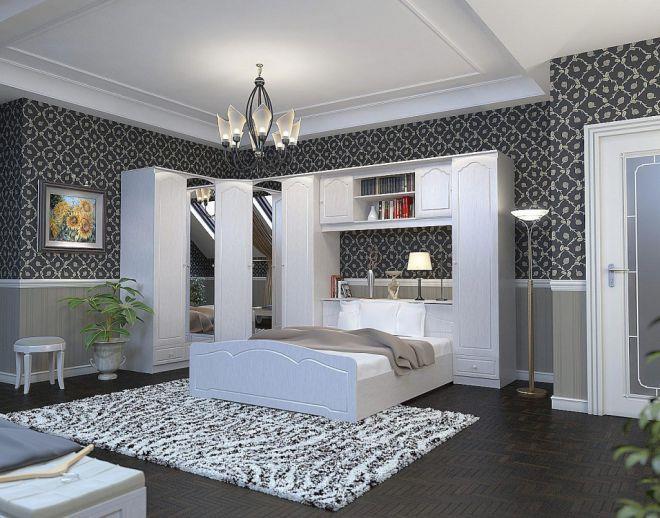 Модульная мебель для спальни_шкафы