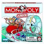 Детская Монополия (Monopoly Junior)