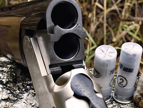 Ружье с откидным стволом