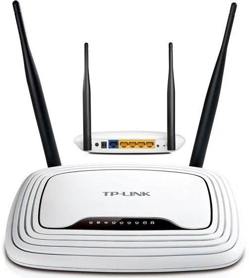 TP-Link TL-WR841ND wi fi