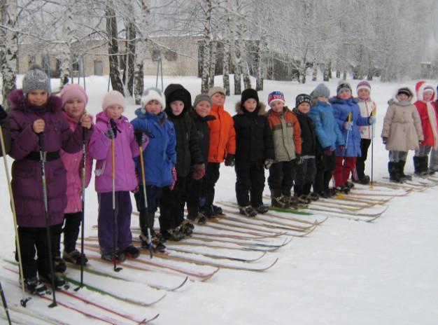 Как выбрать лыжи для школьника