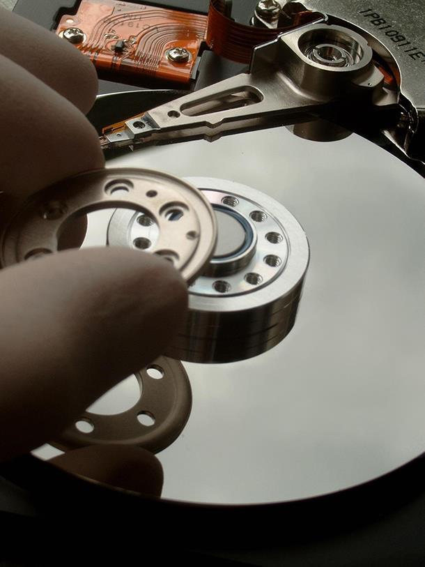 Привод пластин диска