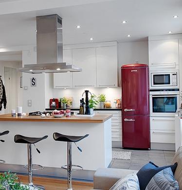 сочетание бытовой техники на кухне