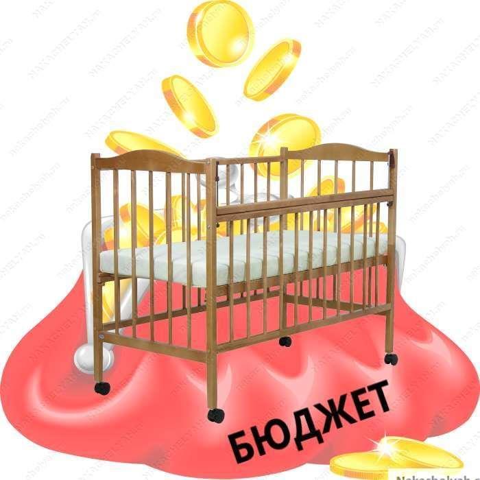 Как выбрать кроватку для новорожденного бюджетный вариант