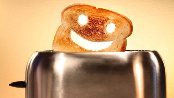 Автоматический подъем тостов