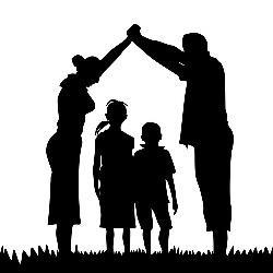 ПСИХОЛОГИЧЕСКИЙ ТЕСТ: На какой картинке НЕНАСТОЯЩАЯ семья?