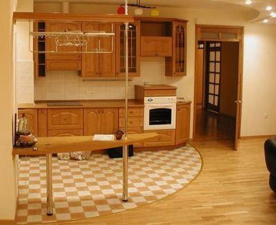 какие полы на кухне лучше