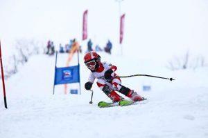 Езда на лыжах