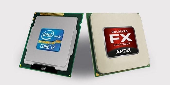 AMD и Intel