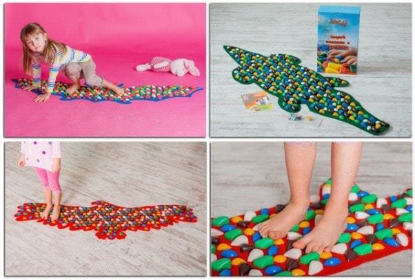 Массажный коврик для деток
