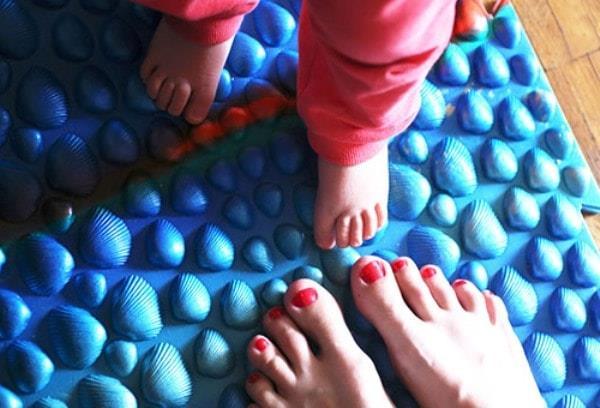 Совместные занятия мамы и малыша