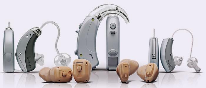 Устройства для коррекции слуха фирмы Фонак
