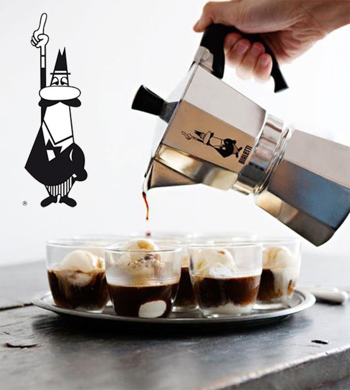 Гейзерные кофеварки Moka Bialetti — образец классической, первой гейзерки