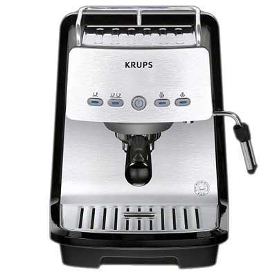 Кофемашины Krups много лет на рынке