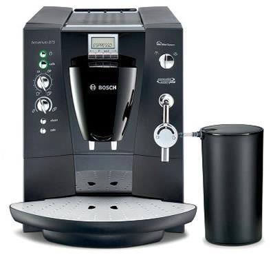 Немецкие кофемашины задают темп другим производителям