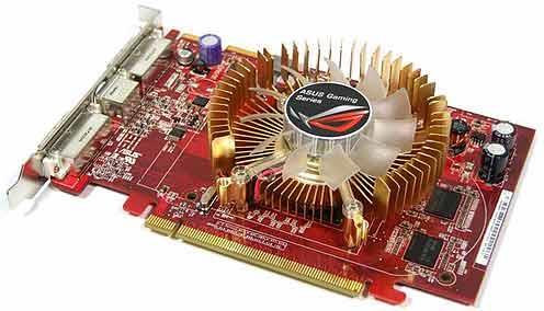 В компьютере фотографа должна стоять видеокарта средней мощности но с большим объемом видео памяти