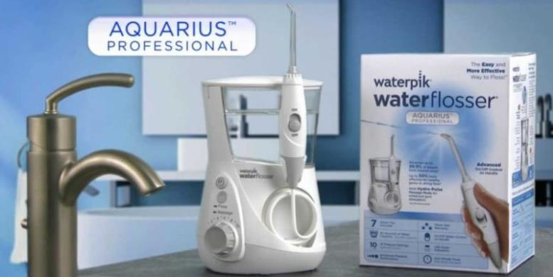 Фото Water Pik WP-660 Aquarius Professional