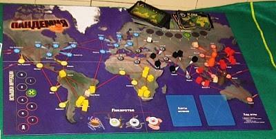 В какую поиграть игру - пандемия