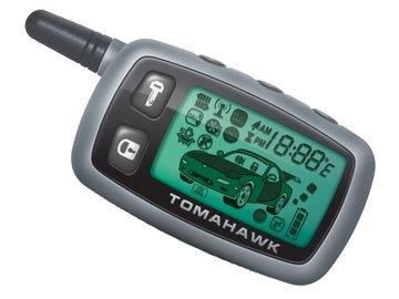 Брелок от Tomahawk TW-9100