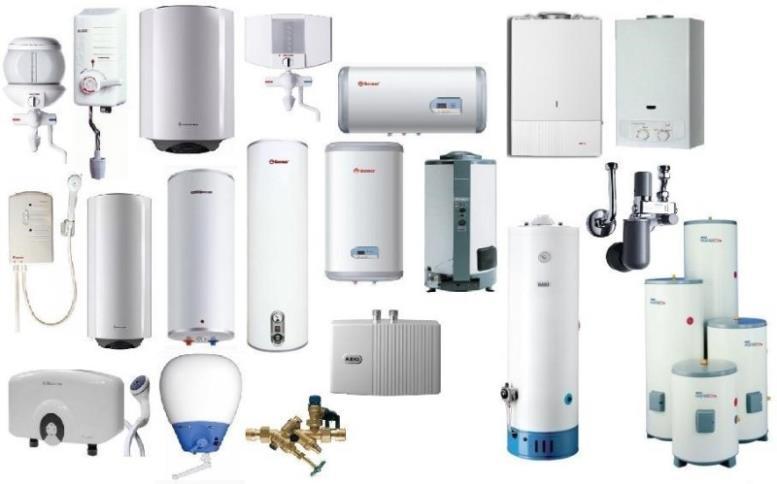 Как выбрать водонагреватель: Обзор водонагревателей для квартиры или дома - фото 1
