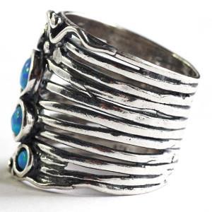 Широкое облегающее кольцо