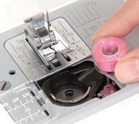 Челнок швейной машинки