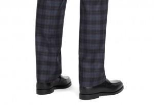 европейская длина мужских брюк