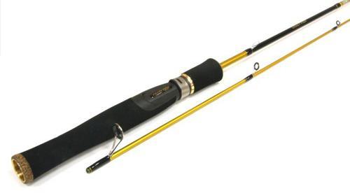 Ультралайт спиннинг Crazy Fish Ebisu Gold 602SUL