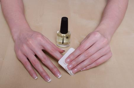 Добавляем эффект мокрого покрытия
