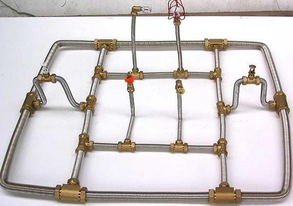 Гофрированные трубы из нержавеющей стали3