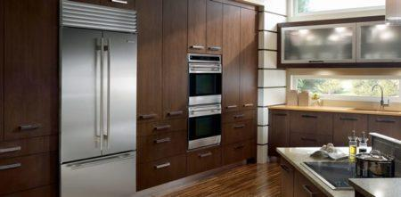 выбор лучшего встроенного холодильника