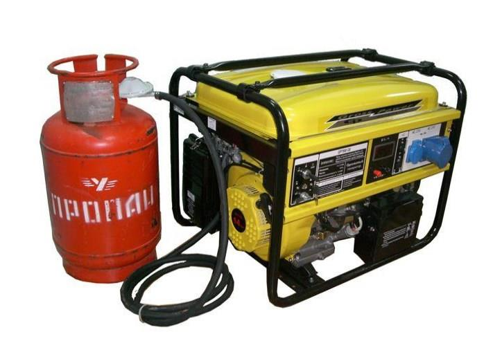 Фото: Преимущества газовых генераторов