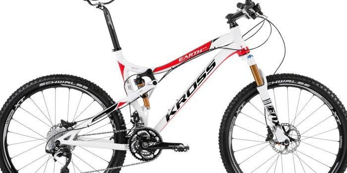 Велосипед Kross для кросс-кантри