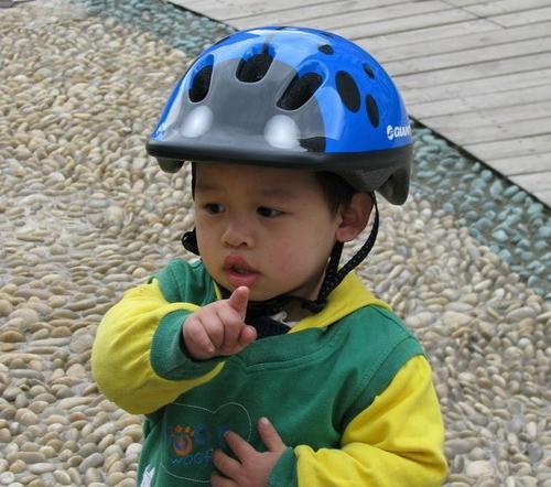 Велосипедный шлем для детей