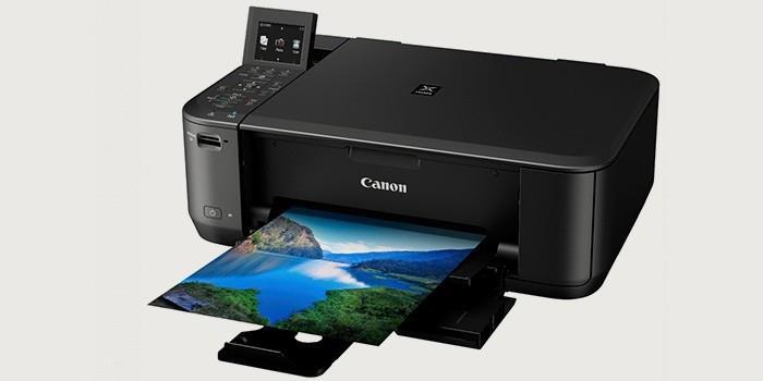 Струйный принтер-сканер-копир Canon Pixma MG4240
