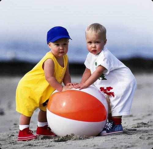 Игровые мячи для детей