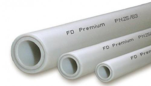 отопление частного дома пластиковыми трубами