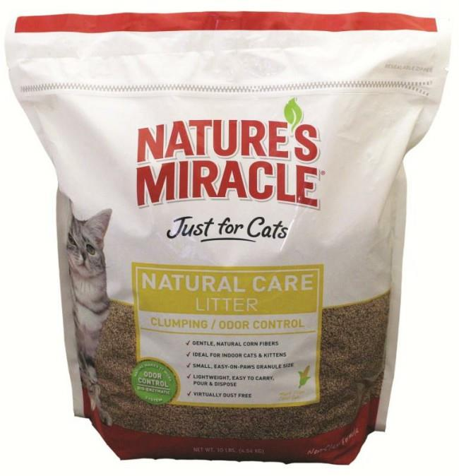 8 in1 Natures Miracle Cat Litter фото