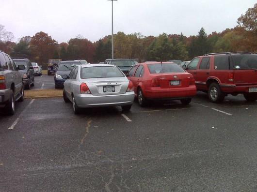 Как выбрать место для парковки: Полное руководство