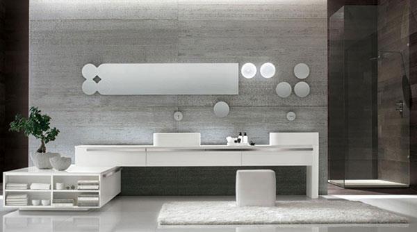Зеркала и мебель для ванной комнаты